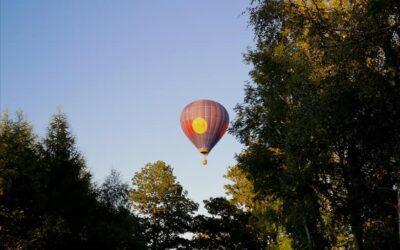 Flyg i en egen ballong